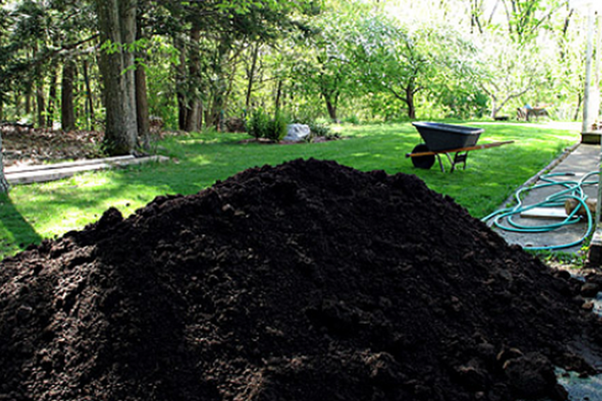 topsoil in oxford - either supply or supply and spread